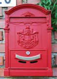 Caixa postal Foto de Stock Royalty Free