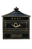 Caixa postal do vintage Imagens de Stock Royalty Free