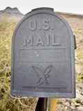 Caixa postal dos E.U. Imagem de Stock