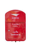 Caixa postal tailandesa Fotografia de Stock