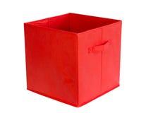 Caixa vermelha Foto de Stock