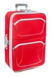 Caixa vermelha do curso Foto de Stock