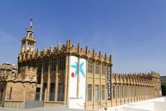 Caixaforum Museum, Barcelona, Spain. Stock Image