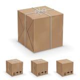 caixas Imagem de Stock