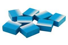 Caixas da droga Fotografia de Stock Royalty Free