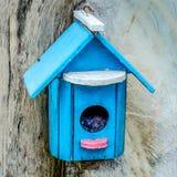 Caixas de assentamento coloridas Fotografia de Stock