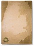 Caixas de papel velhas Foto de Stock