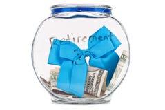 Caixas de pensões Fotos de Stock Royalty Free