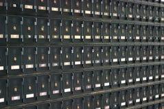 Caixas de PO Imagens de Stock