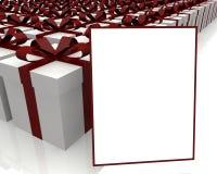 Caixas de presente Imagens de Stock