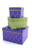 Caixas de presente Imagem de Stock