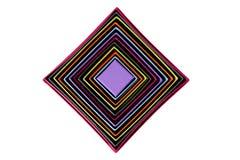 Caixas de presente de empilhamento coloridas Imagem de Stock