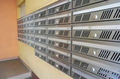 Caixas do correio Foto de Stock Royalty Free