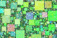 Caixas e quadrados Foto de Stock Royalty Free