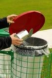 Caixote de lixo 06 Foto de Stock Royalty Free
