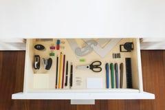 cajón Fotografía de archivo libre de regalías