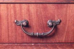 Cajón antiguo imagen de archivo libre de regalías