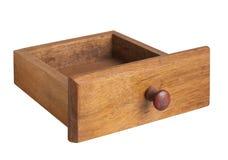 Cajón de madera del pecho imágenes de archivo libres de regalías