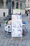Cajón del retrato Imágenes de archivo libres de regalías