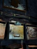 caja Fotografía de archivo