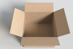 Caja Imagen de archivo