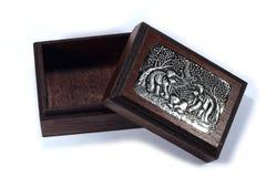 Caja Fotografía de archivo libre de regalías