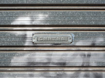 caja Imagen de archivo libre de regalías