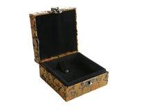 Caja abierta del regalo chino Fotografía de archivo