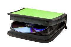 Caja CD Imagen de archivo libre de regalías