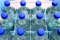 Caja de agua pura Imagen de archivo