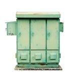 Caja de control eléctrica Fotos de archivo libres de regalías