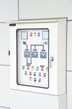 Caja de control eléctrica Imagen de archivo libre de regalías