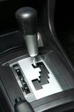 Caja de engranajes de la rotación del coche fotografía de archivo