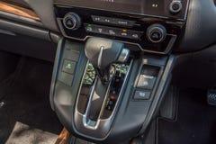 Caja de engranajes de Honda CR-V 2017 Imagenes de archivo