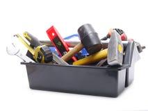 Caja de herramientas Imagen de archivo libre de regalías