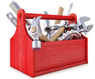 Caja de herramientas Fotografía de archivo