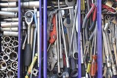 Caja de herramientas Foto de archivo