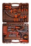 Caja de herramientas grande Fotografía de archivo libre de regalías