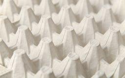 Caja de huevos Imágenes de archivo libres de regalías