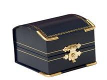Caja de joya Imagen de archivo libre de regalías
