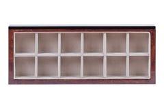 Caja de joyería Imágenes de archivo libres de regalías