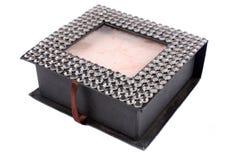 Caja de joyería Fotos de archivo