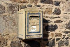 Caja de la colección Imagen de archivo libre de regalías