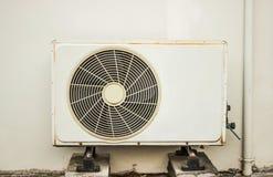 Caja de la condición del aire Fotografía de archivo