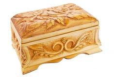 Caja de la joyería Imagen de archivo libre de regalías