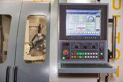 Caja de la máquina de Controler Imagen de archivo