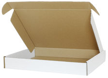 Caja de la pizza Fotos de archivo libres de regalías