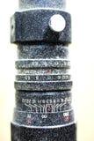 Caja de lente fuera de servicio Foto de archivo libre de regalías