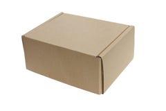 Caja de papel. fotografía de archivo