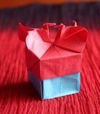 Caja de papel Fotos de archivo libres de regalías